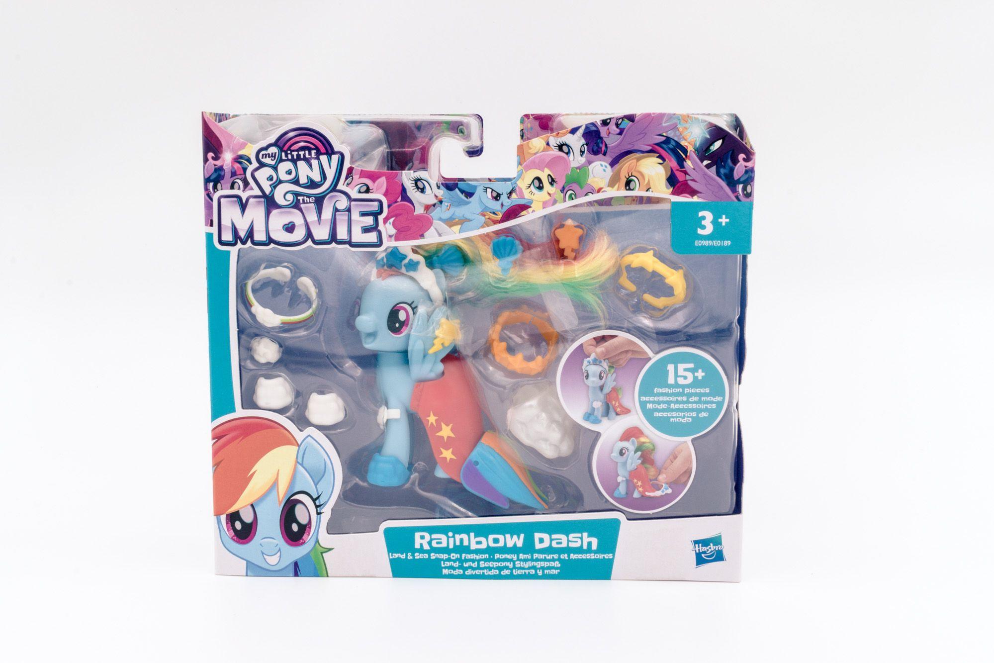 Hasbro My Little Pony Rainbow Dash sa dodacima