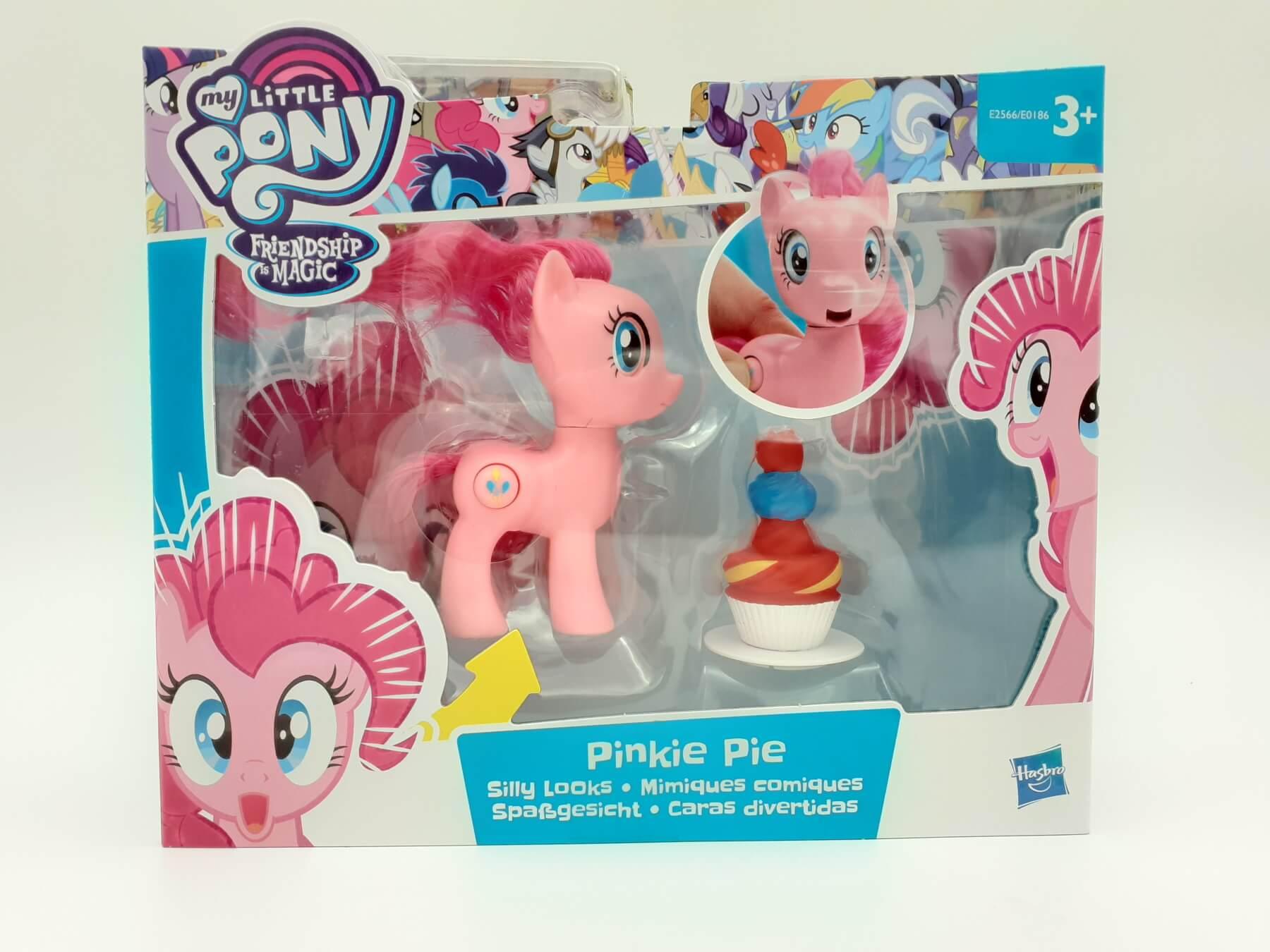 Hasbro My Little Pony Pinkie Pie figura sa dodacma