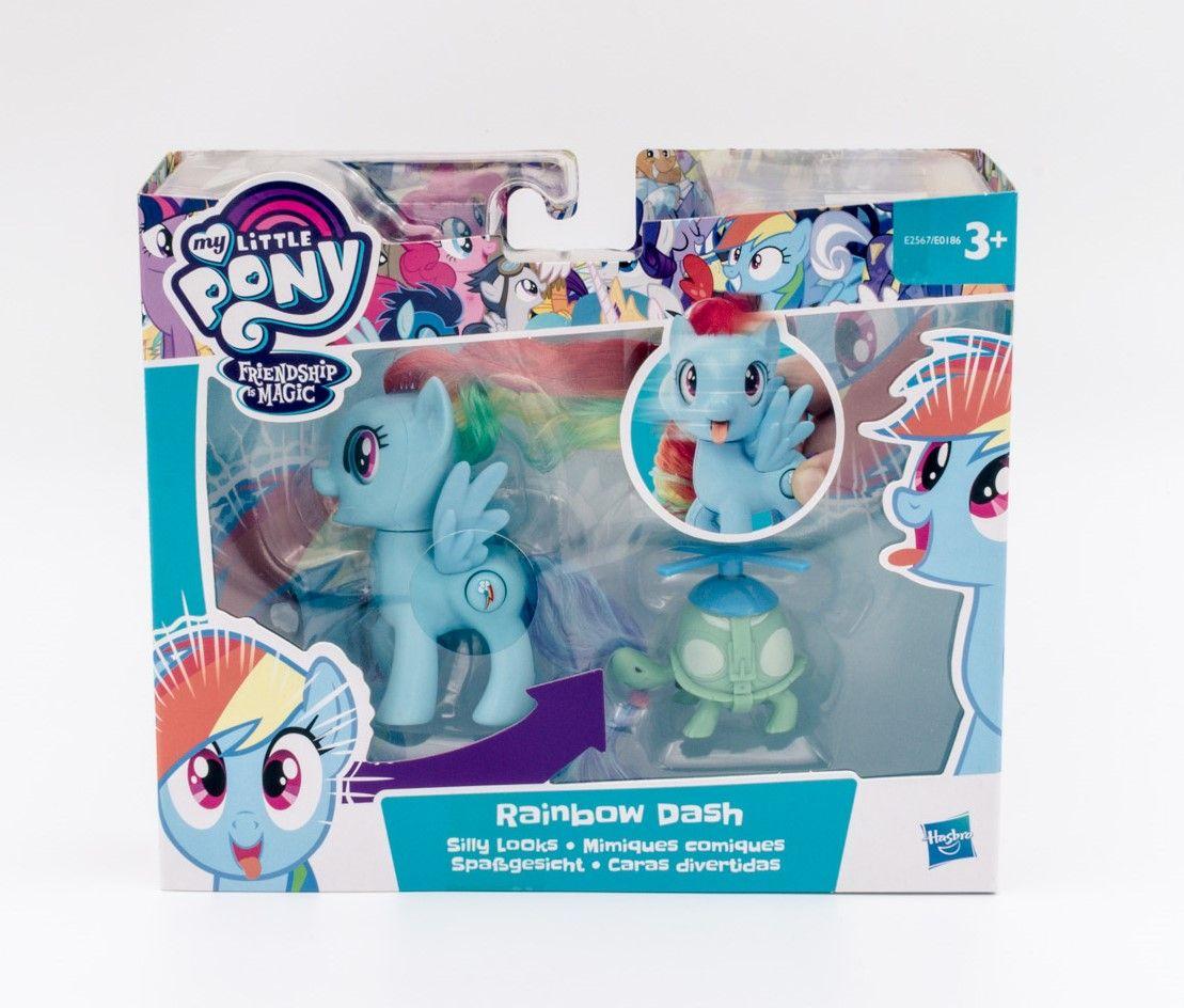 Hasbro My Little Pony figura Rainbow Dash sa dodacima