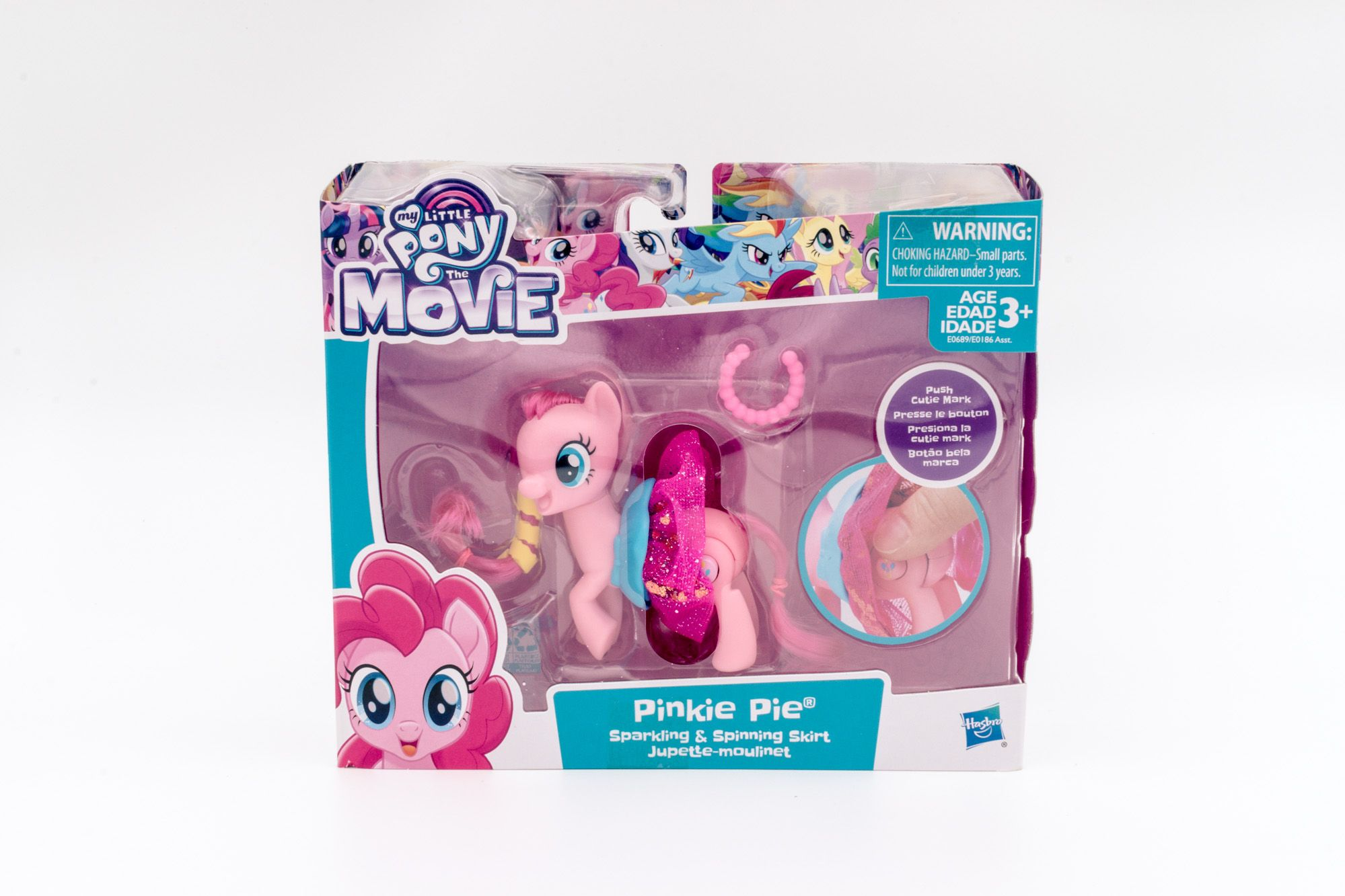 Hasbro My Little Pony figura Pinkie Pie