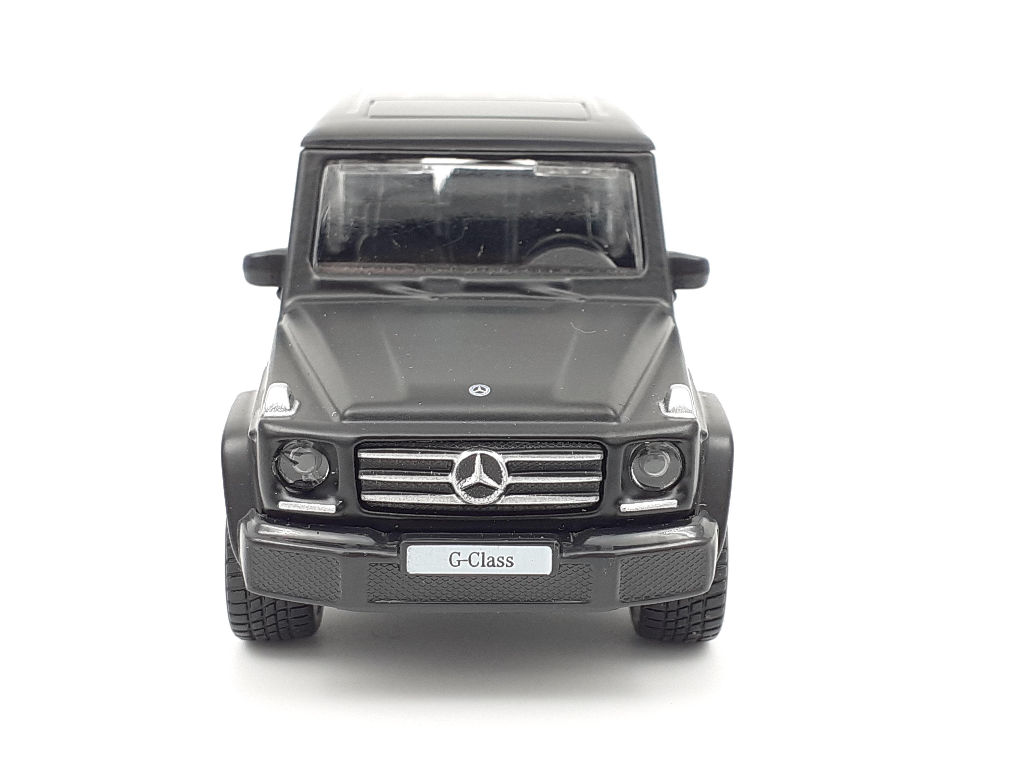 Maisto vozilo crni Mercedes G Class 1:41