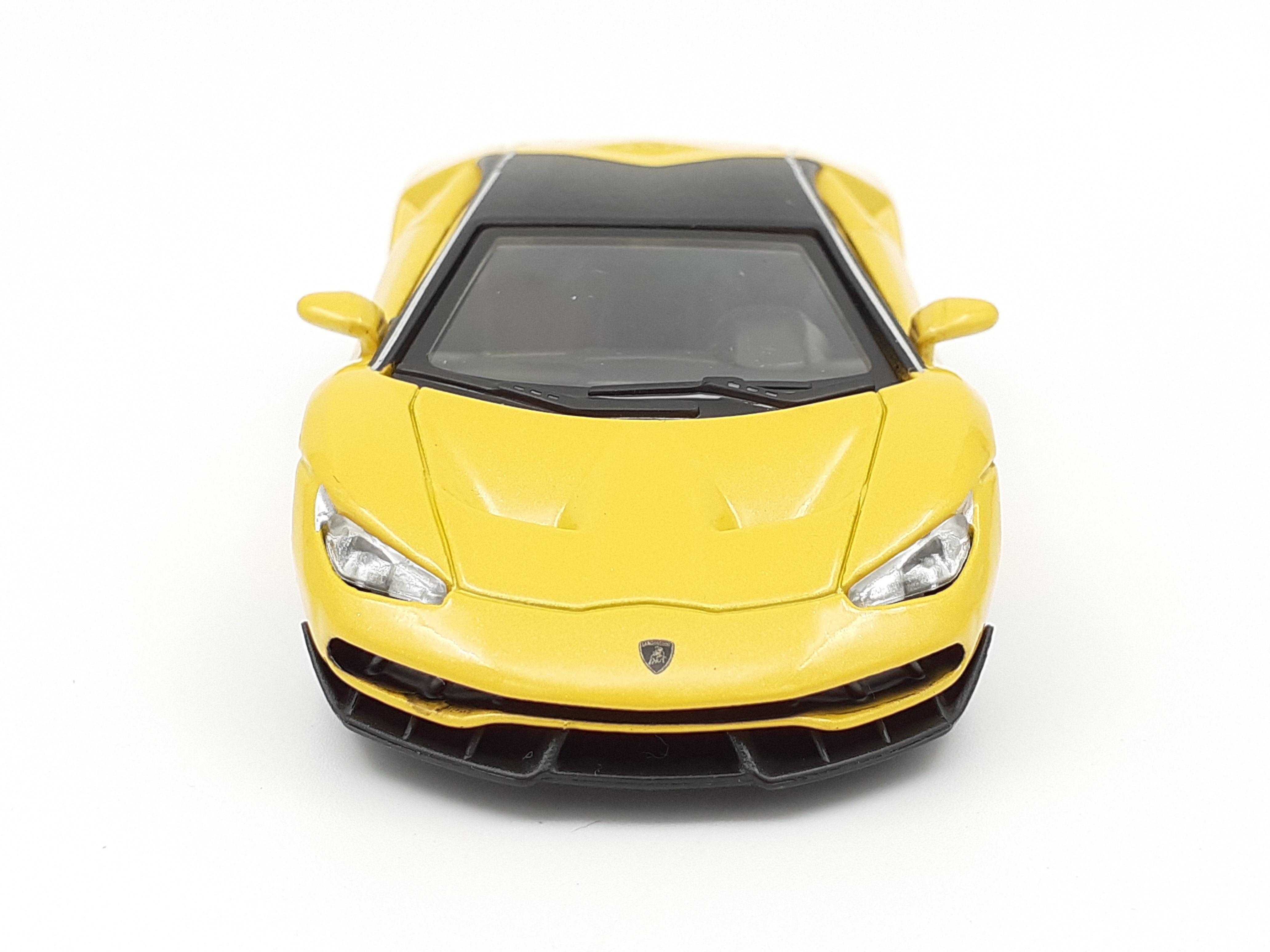 Maisto fresh metal Lamborghini Centenario žuti 1:43