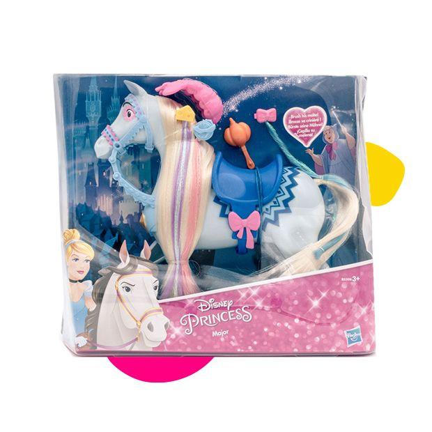 Hasbro Disney Princess konj Major sa dodacima za ulepšavanje