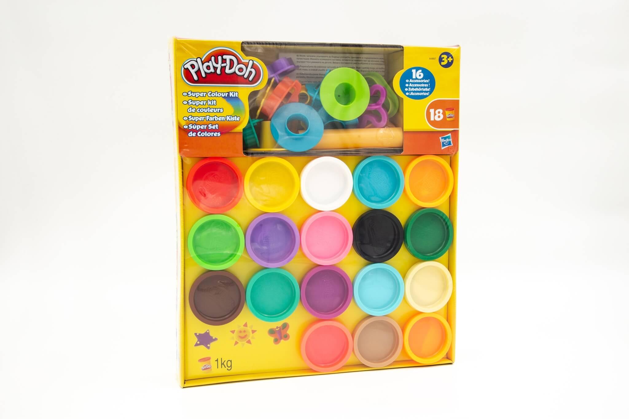 Hasbro Play Doh super kutija plastelina sa dodacima