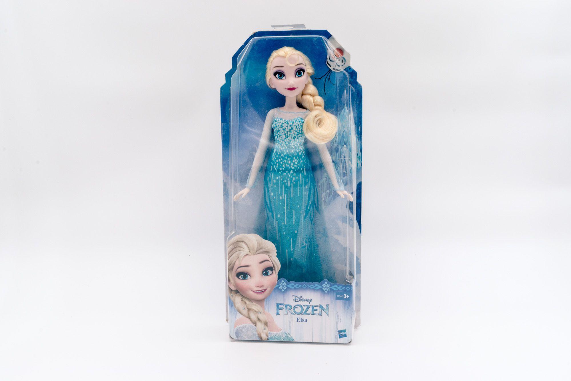 Hasbro Frozen lutka ledena kraljica Elsa 29cm