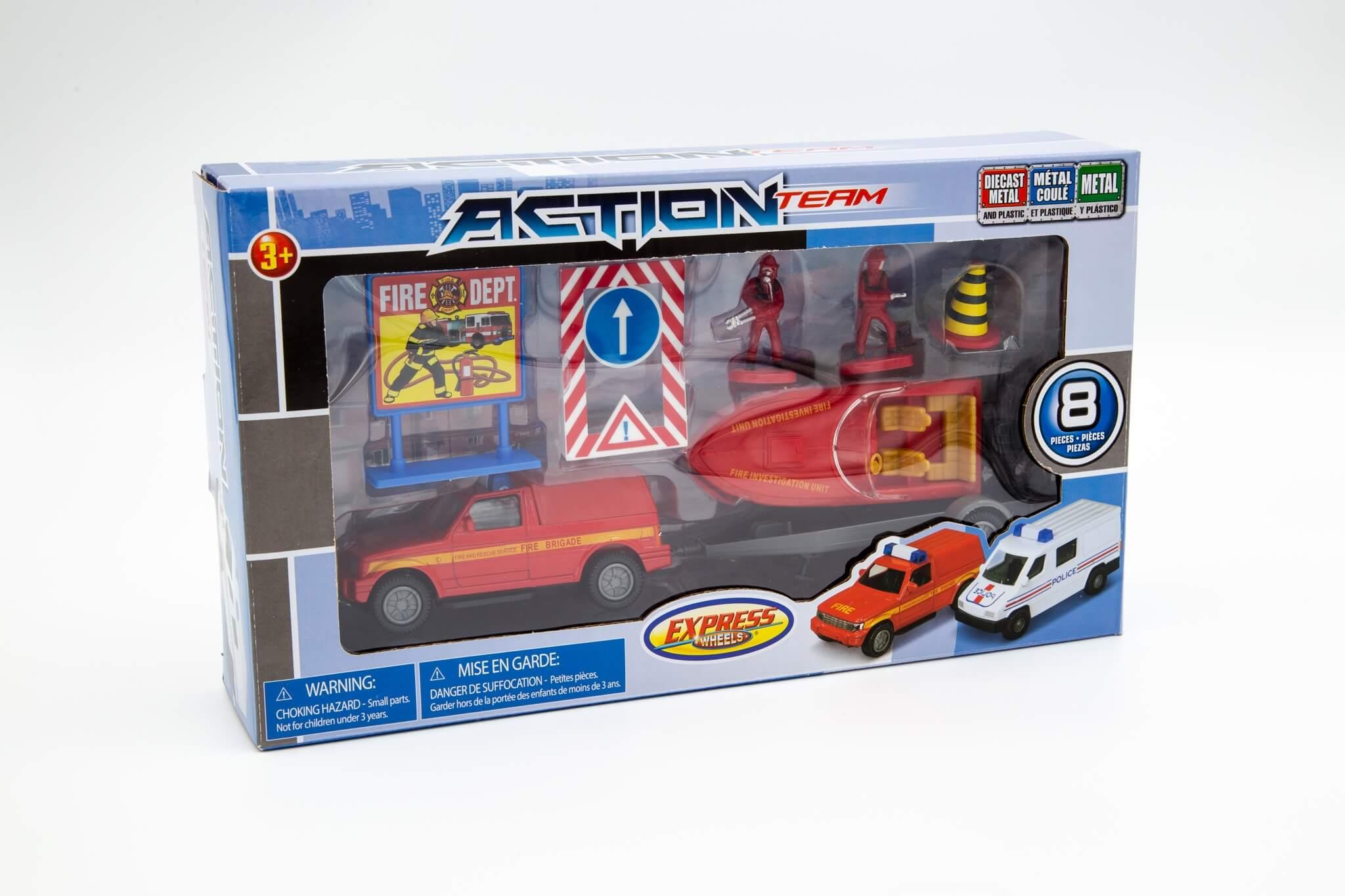 Suntoys vozila hitne službe vatrogasci