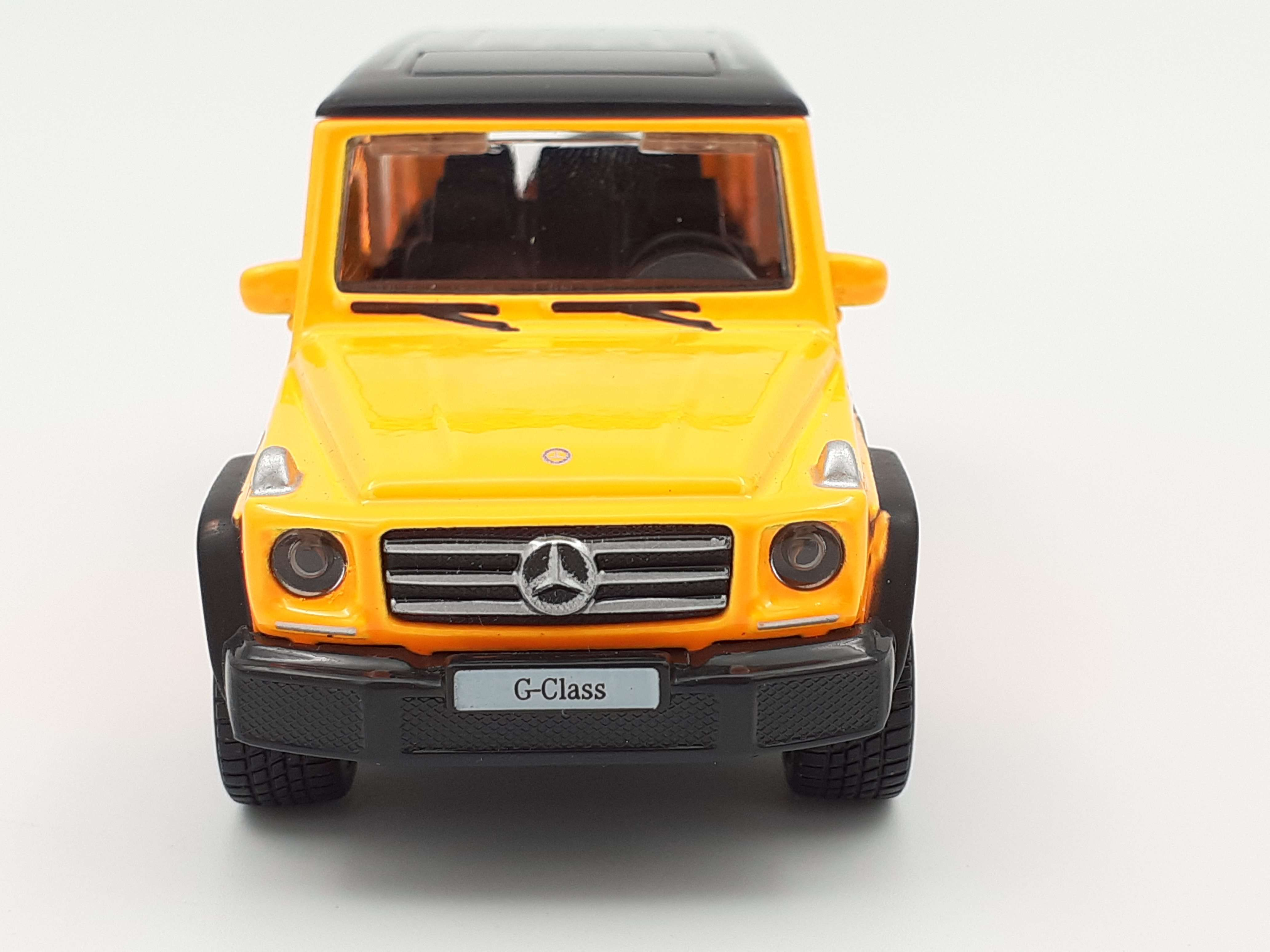 Maisto vozilo narandžasti Mercedes G Class 1 : 41
