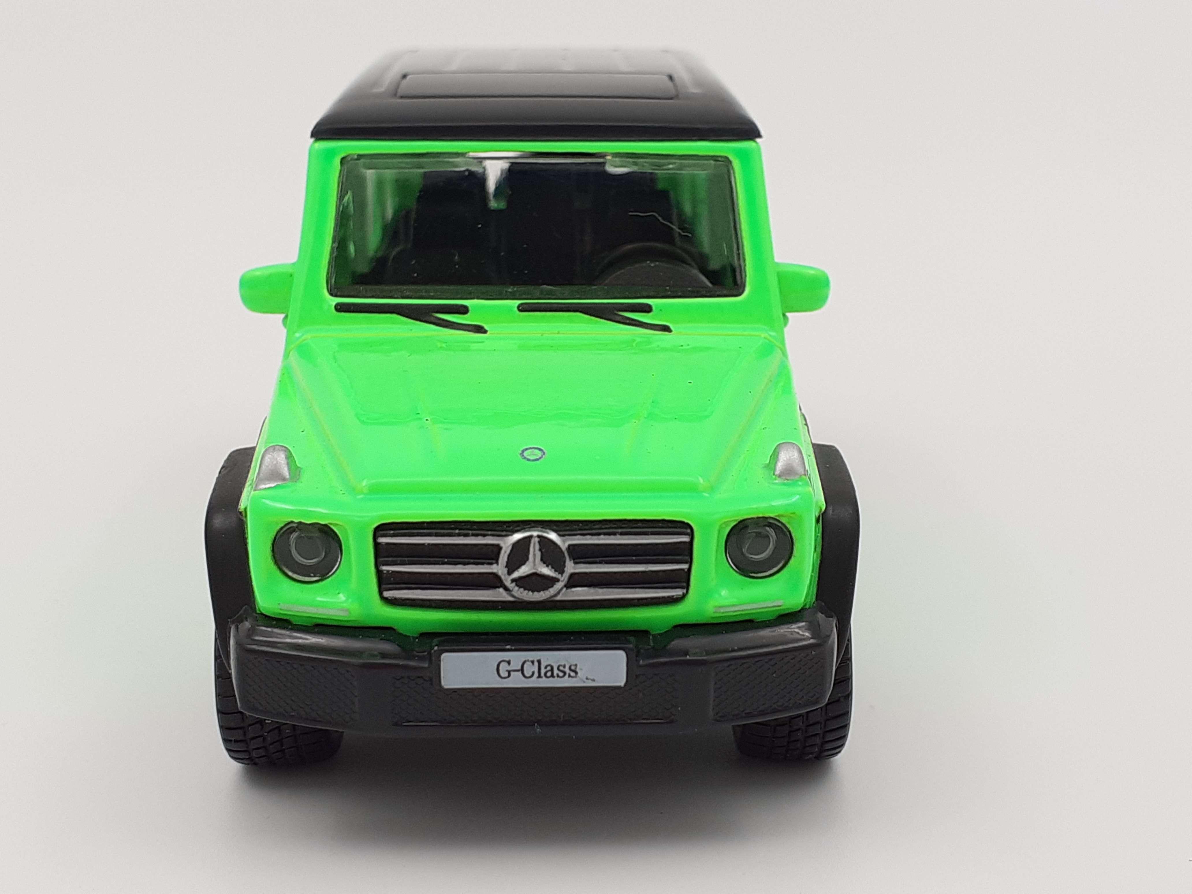 Maisto vozilo zeleni Mercedes G Class 1:41