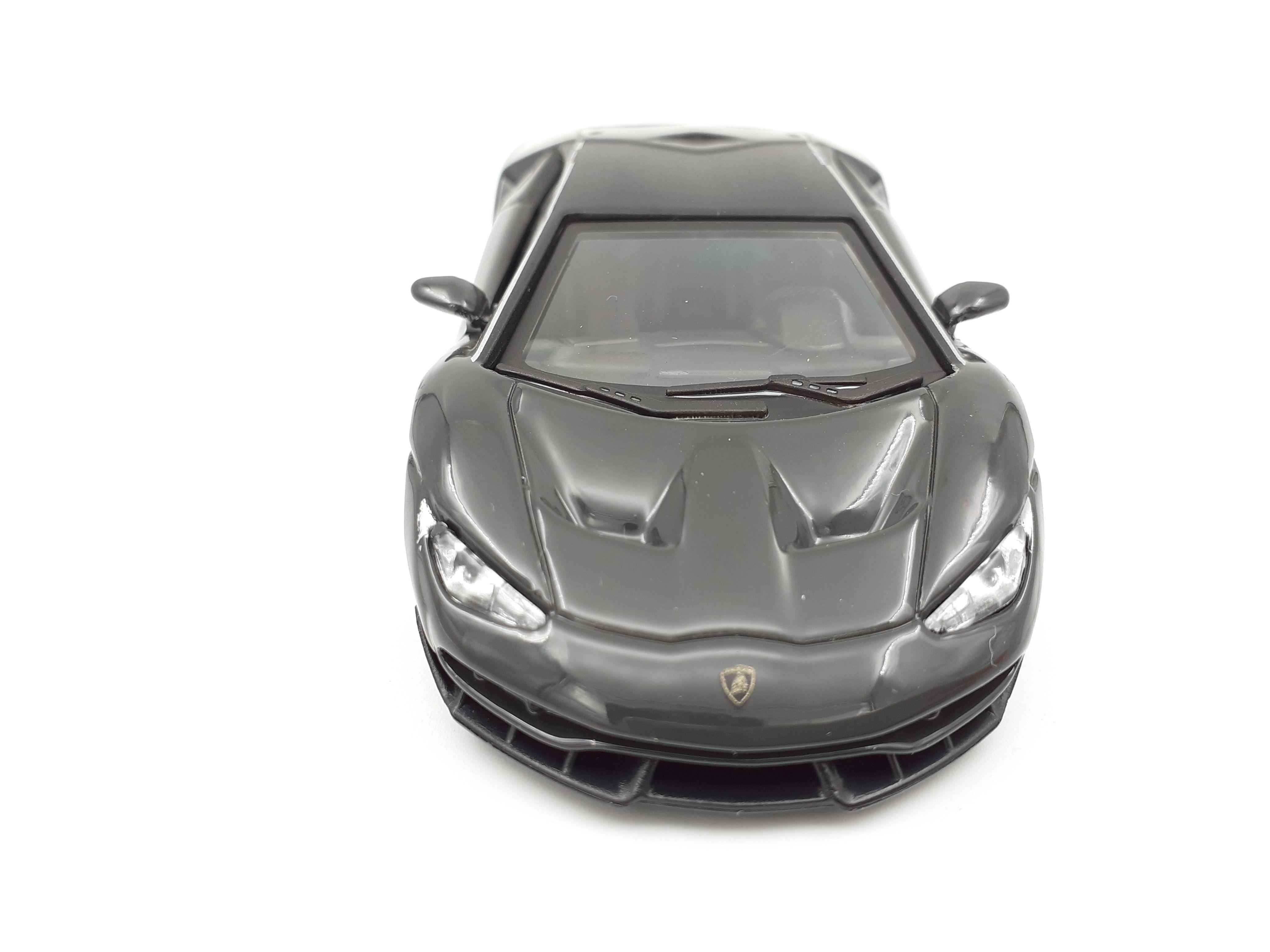 Maisto fresh metal Lamborghini Centenario crni 1:43