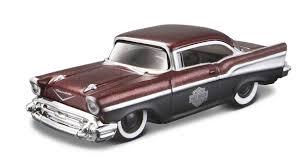 Maisto vozilo 1957 Chevrolet Bel Air 1:64