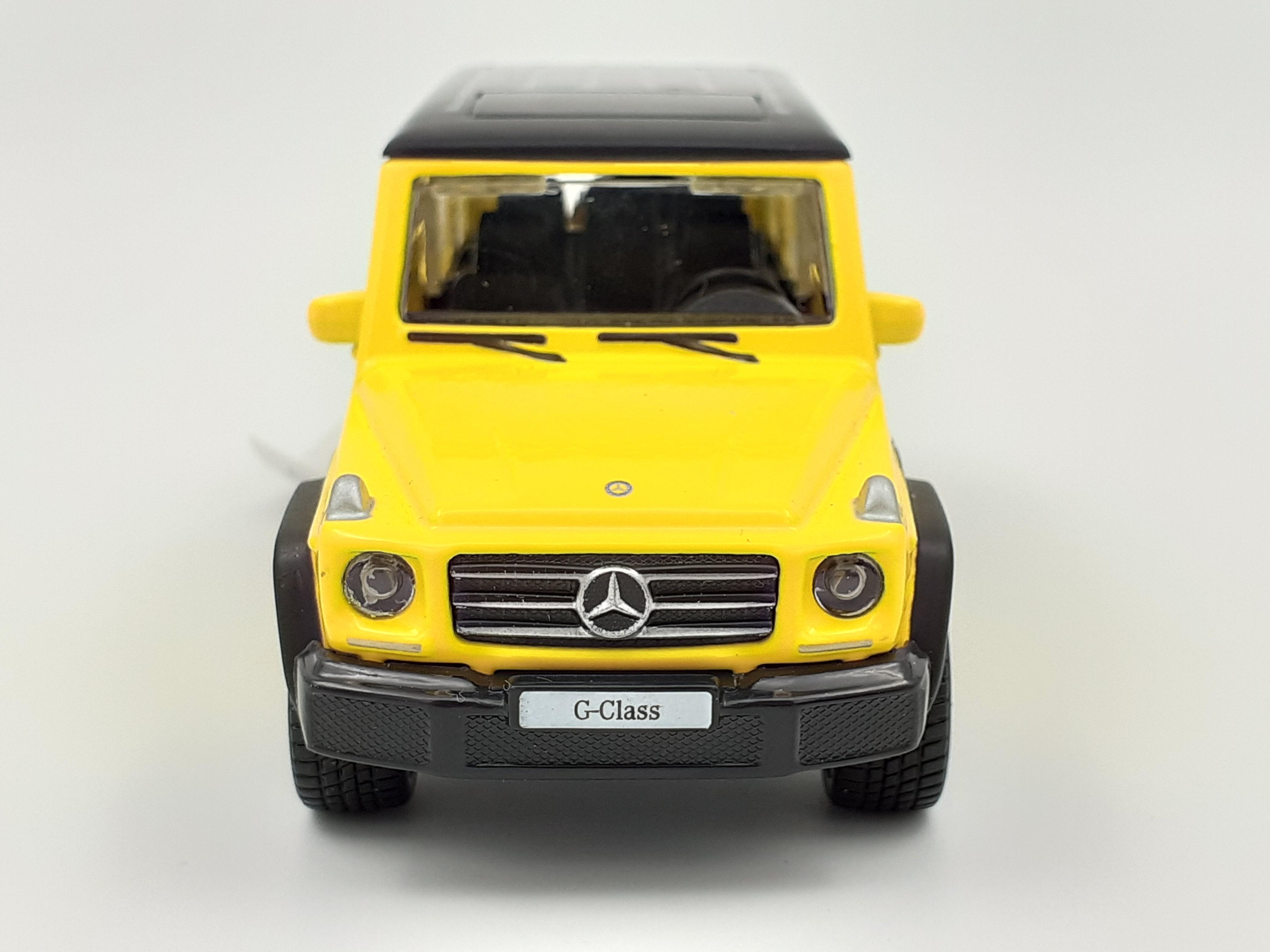 Maisto vozilo žuti Mercedes G Class 1 : 41