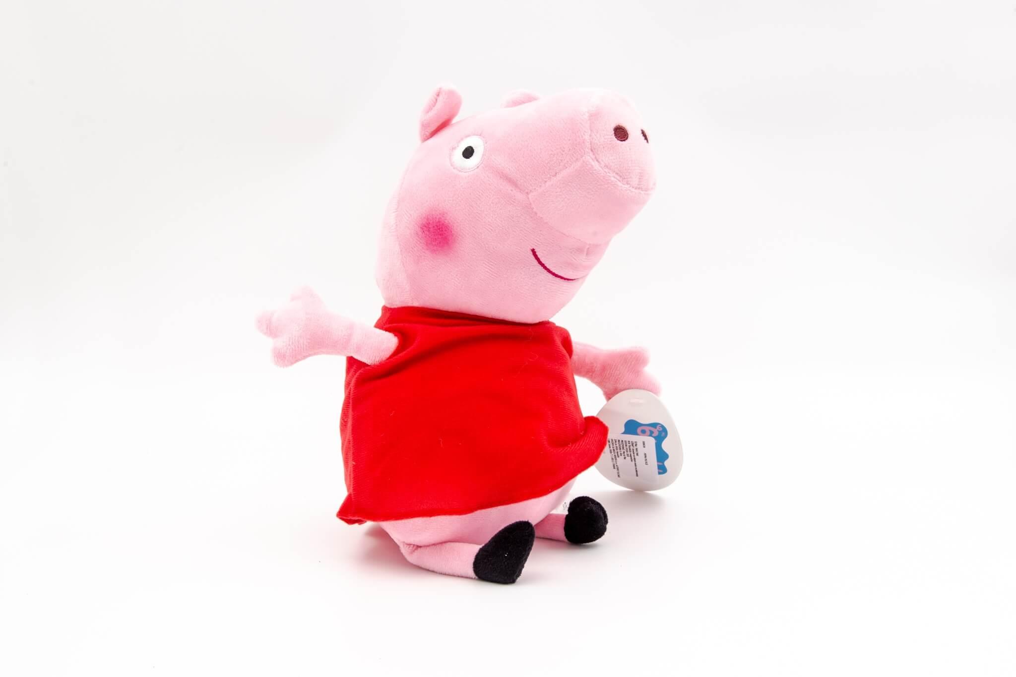 Play by Play Peppa plišana igračka veličine 28cm