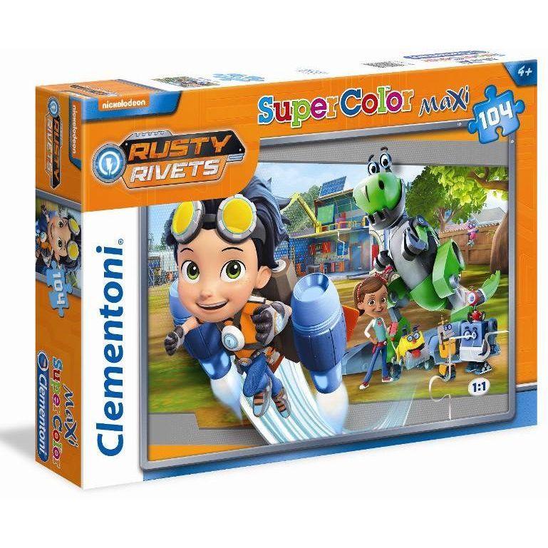 Clementoni Rusty Rivets puzzle 23721