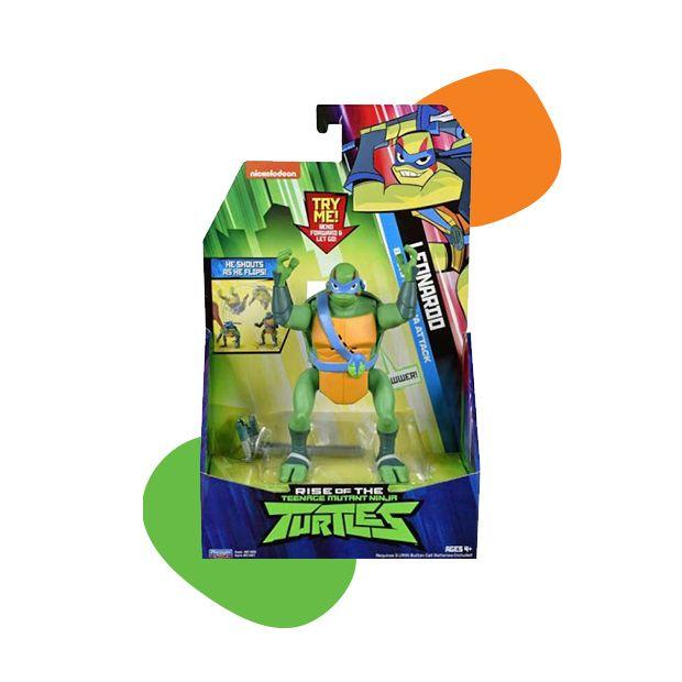 Ninja Turtles Nindža Kornjača figura Leonardo
