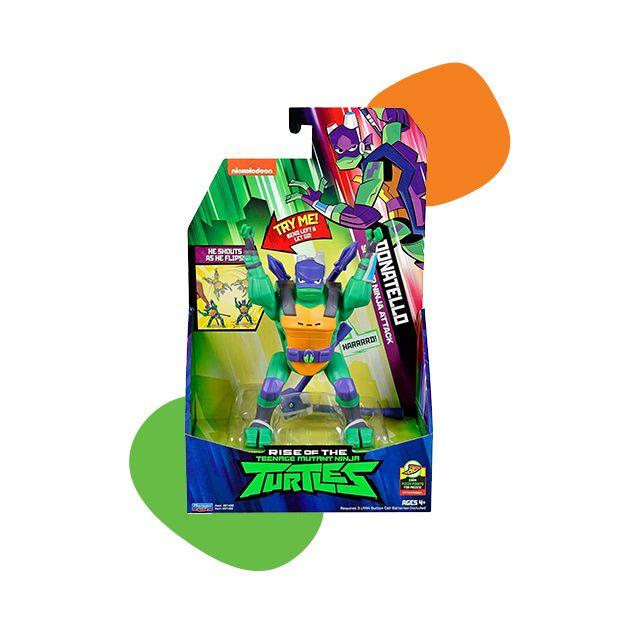 Ninja Turtles Nindža Kornjača figura Donatello