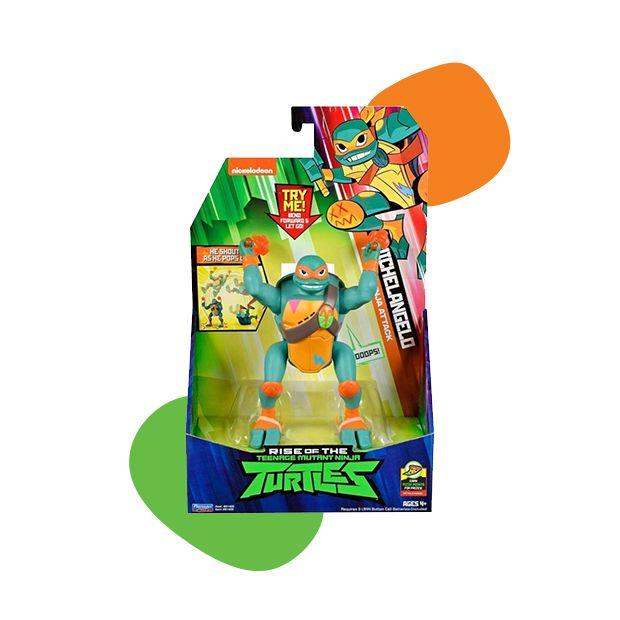 Ninja Turtles Nindža Kornjača figura Michelangelo