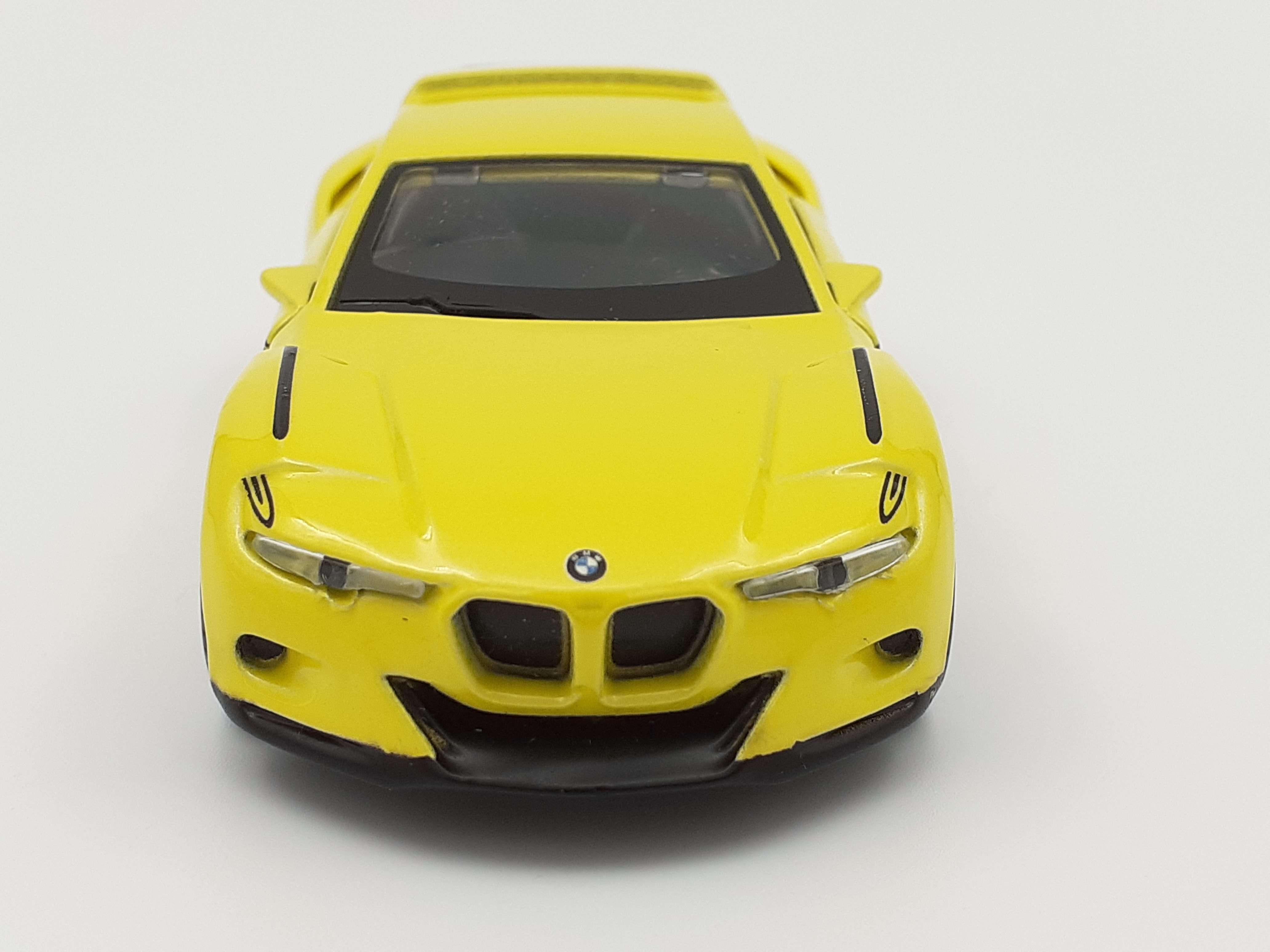 Maisto BMW 3.0 CSL Hommage 4:41