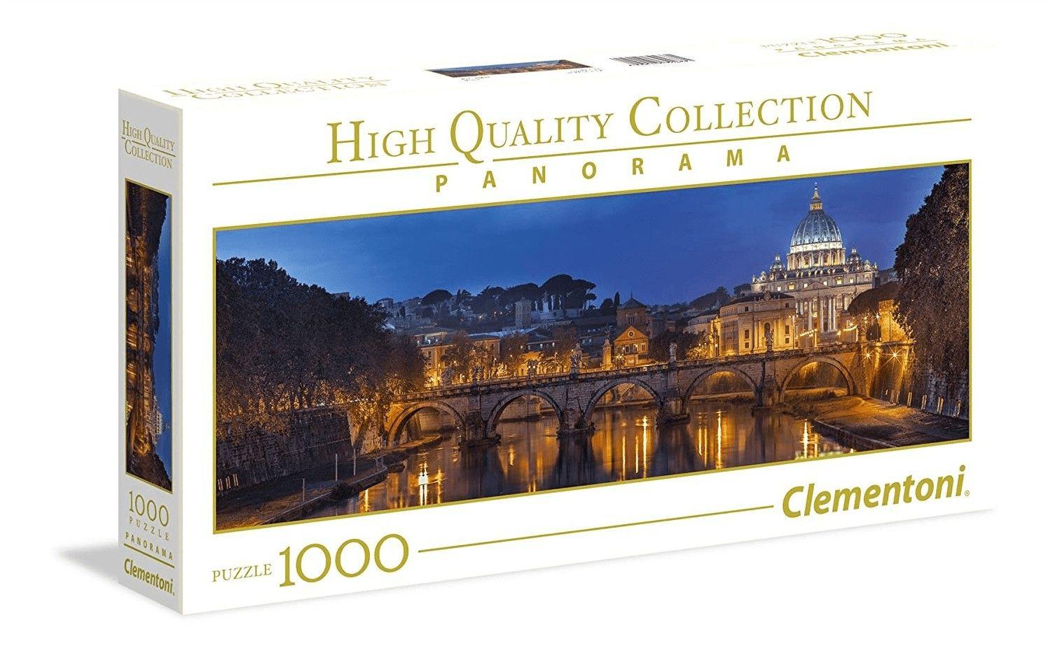 Clementoni puzzle Rim 1000 kom.