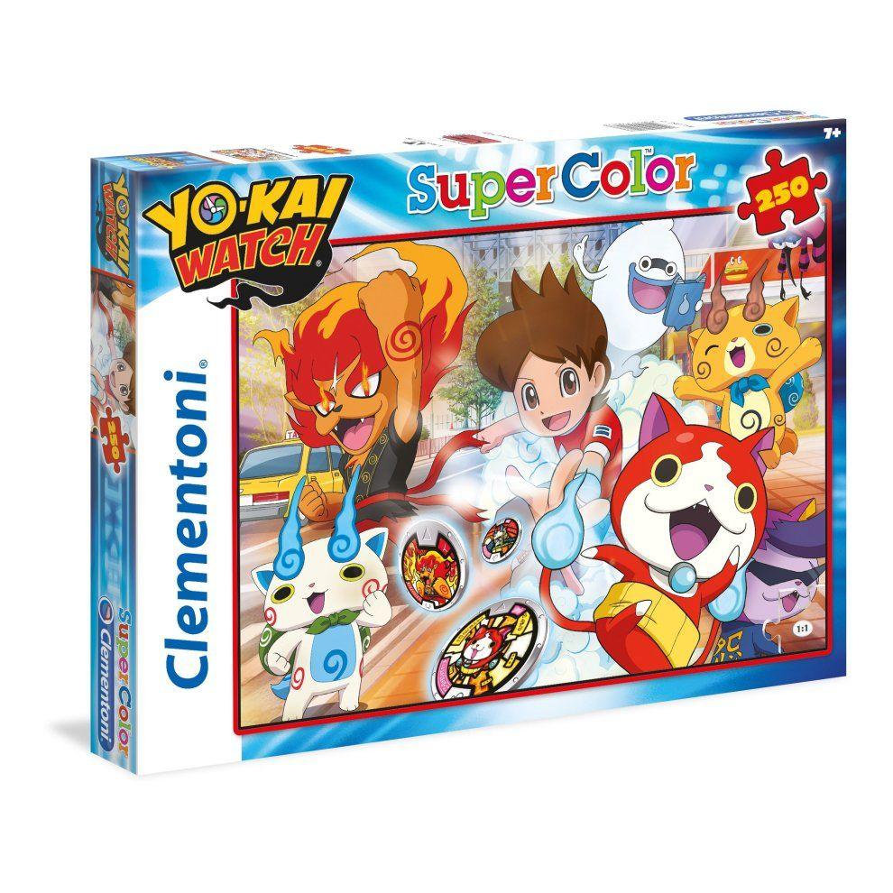 Clementoni puzzle Yo-Kai 250 kom.