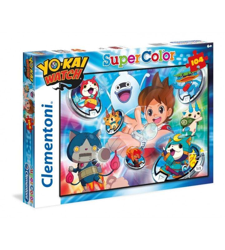 Clementoni puzzle Yo-Kai 104 kom.