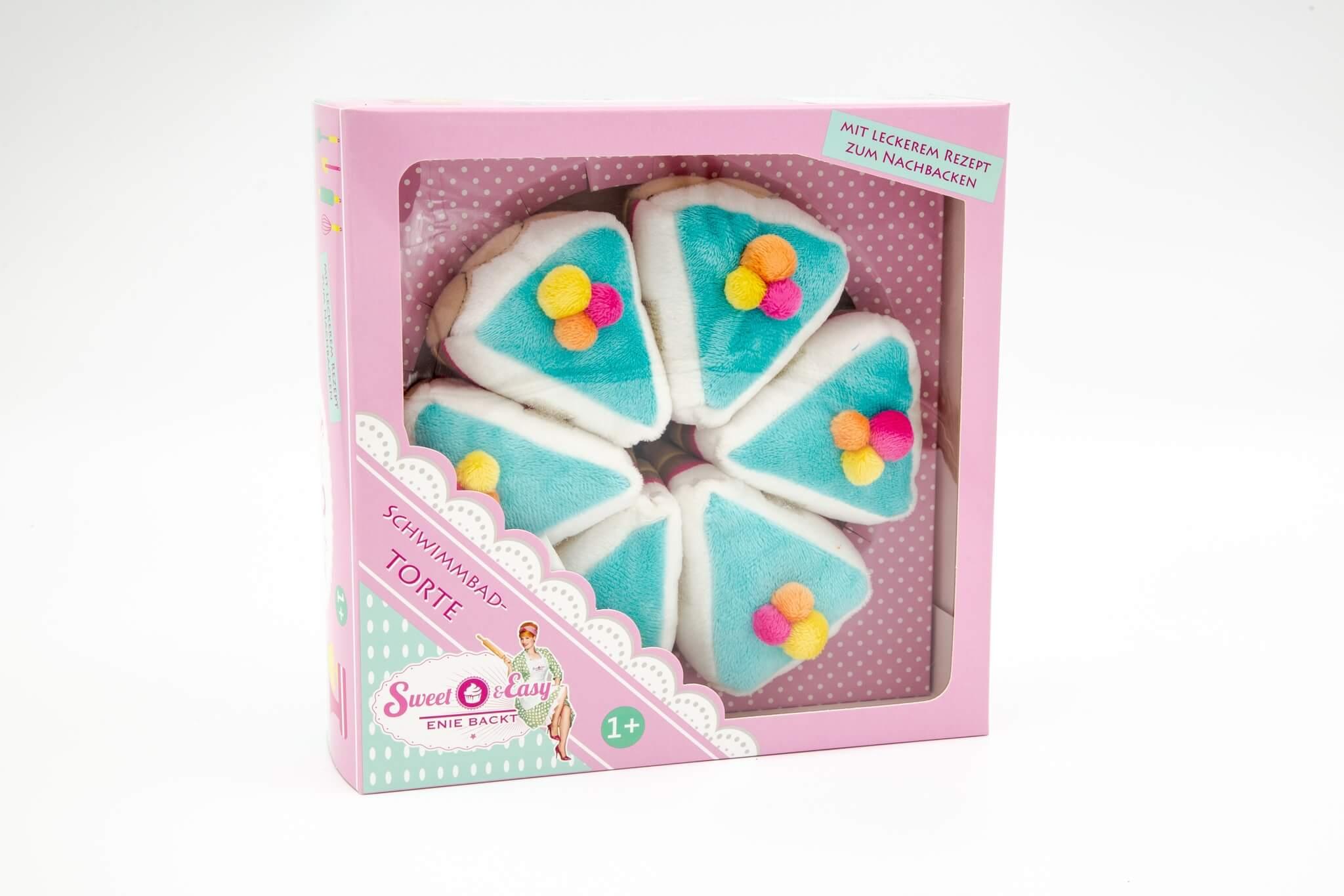 Sweet & Easy Komadi torte od pliša