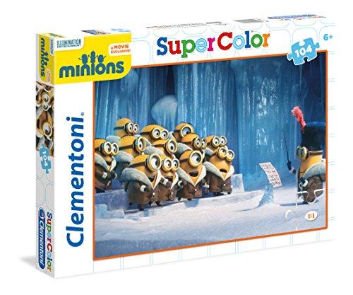Clementoni puzzle Minions 104 kom.