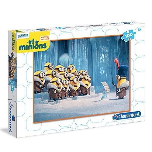Clementoni Minions puzzle 100 kom.