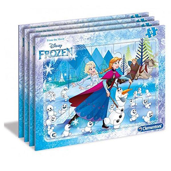 Clementoni Disney puzzle Frozen 15 kom.