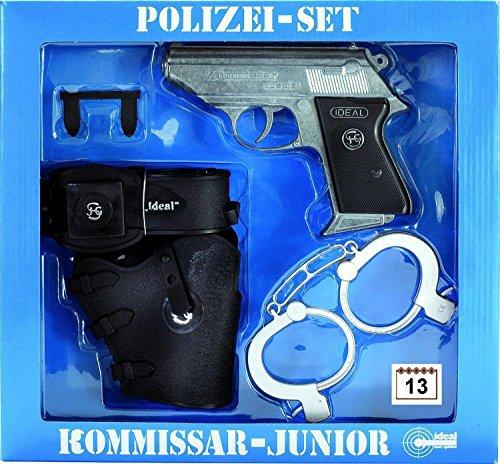 Policijski set Komesar Junior