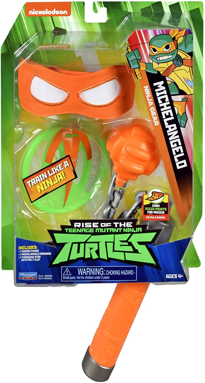 Ninja Turtles Nindža Kornjača maska Mikelanđelo