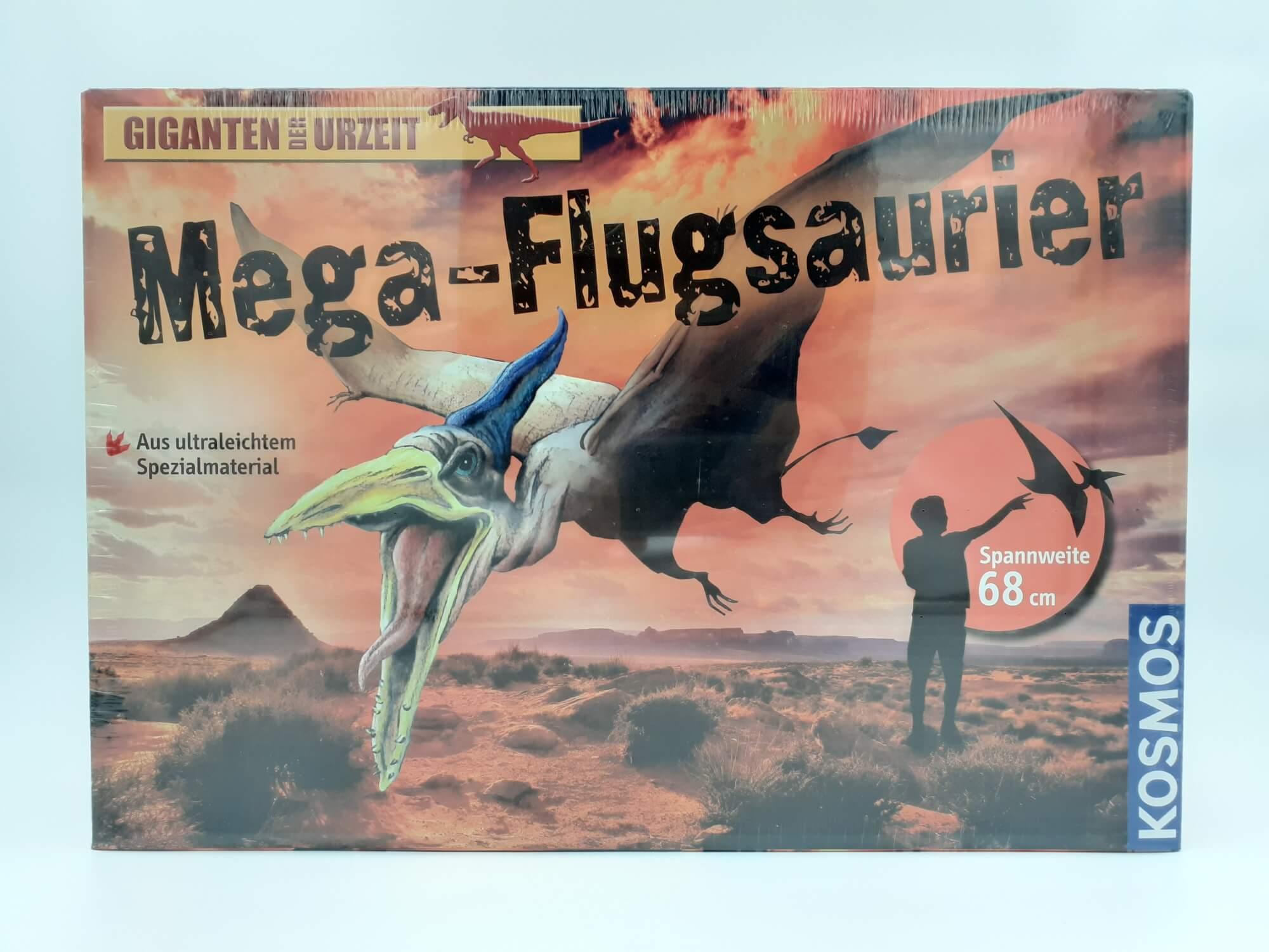 Kosmos mega komplet leteći dinosaurus za sklapanje