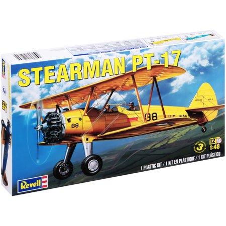 Revell maketa Stearman PT-17 1:48