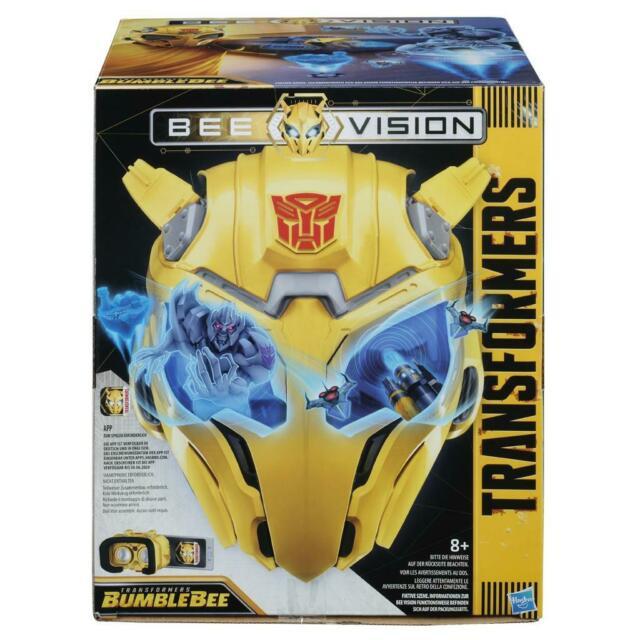 Hasbro Transformers maska Bumblebee