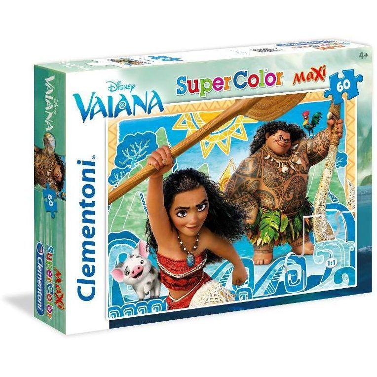 Clementoni Disney Vaiana maxi puzzle 60 kom.