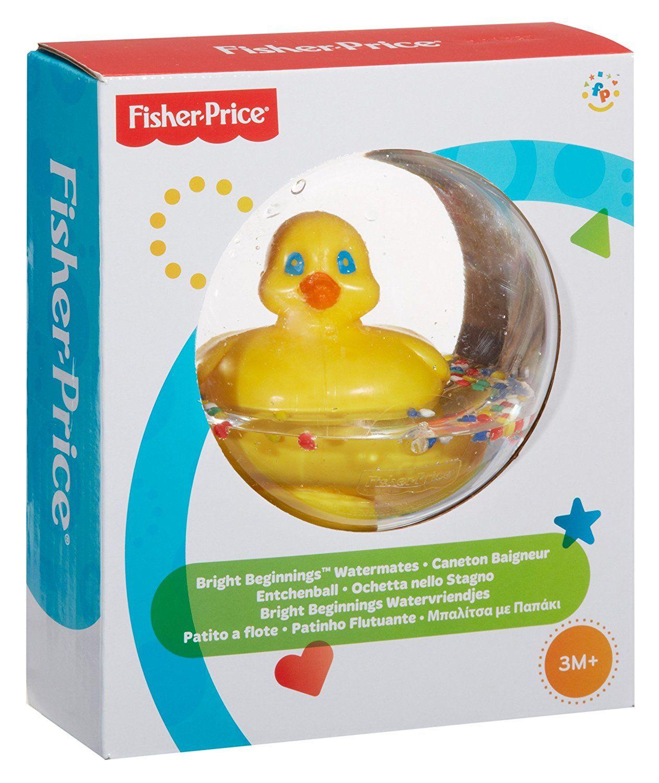 Fisher Price žuta patka