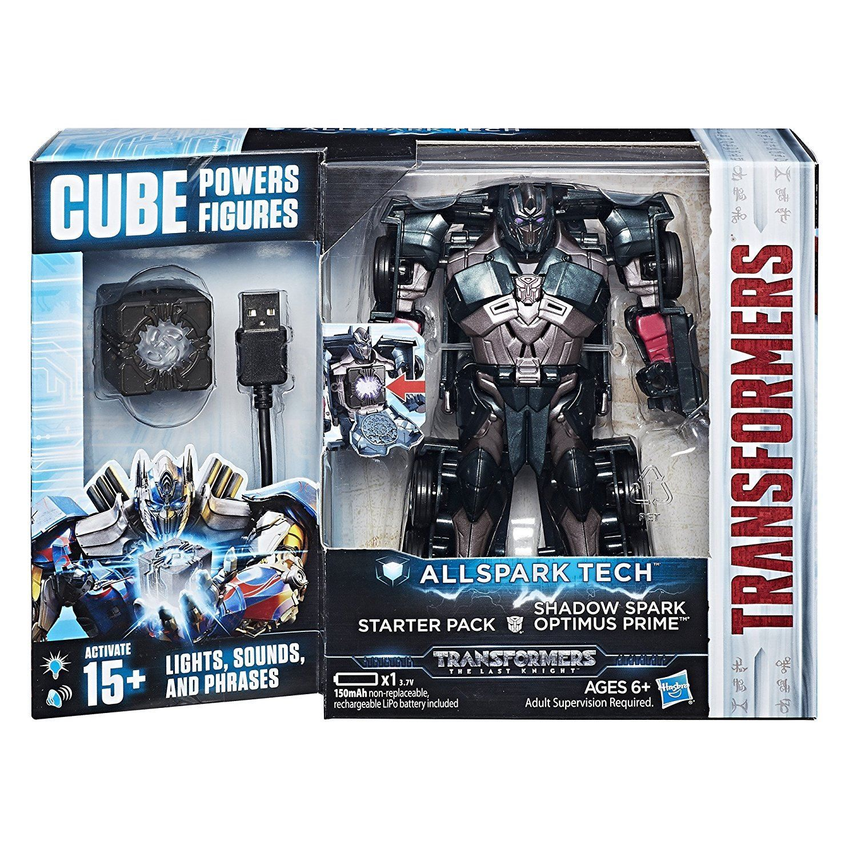 Hasbro Transformers Shadow Spark Optimus Prime