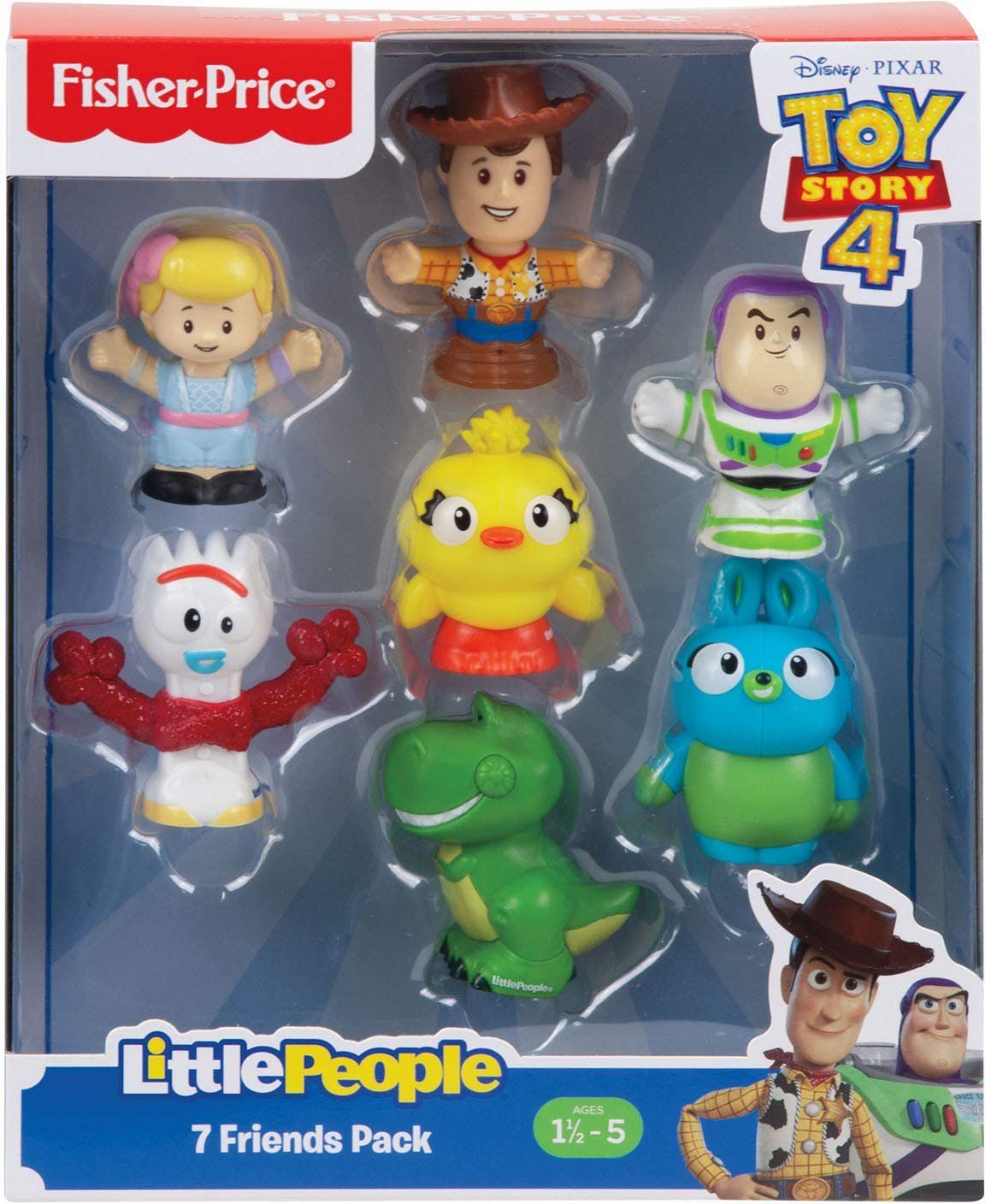 Fisher Price Disney Toy Story 4 Little People set