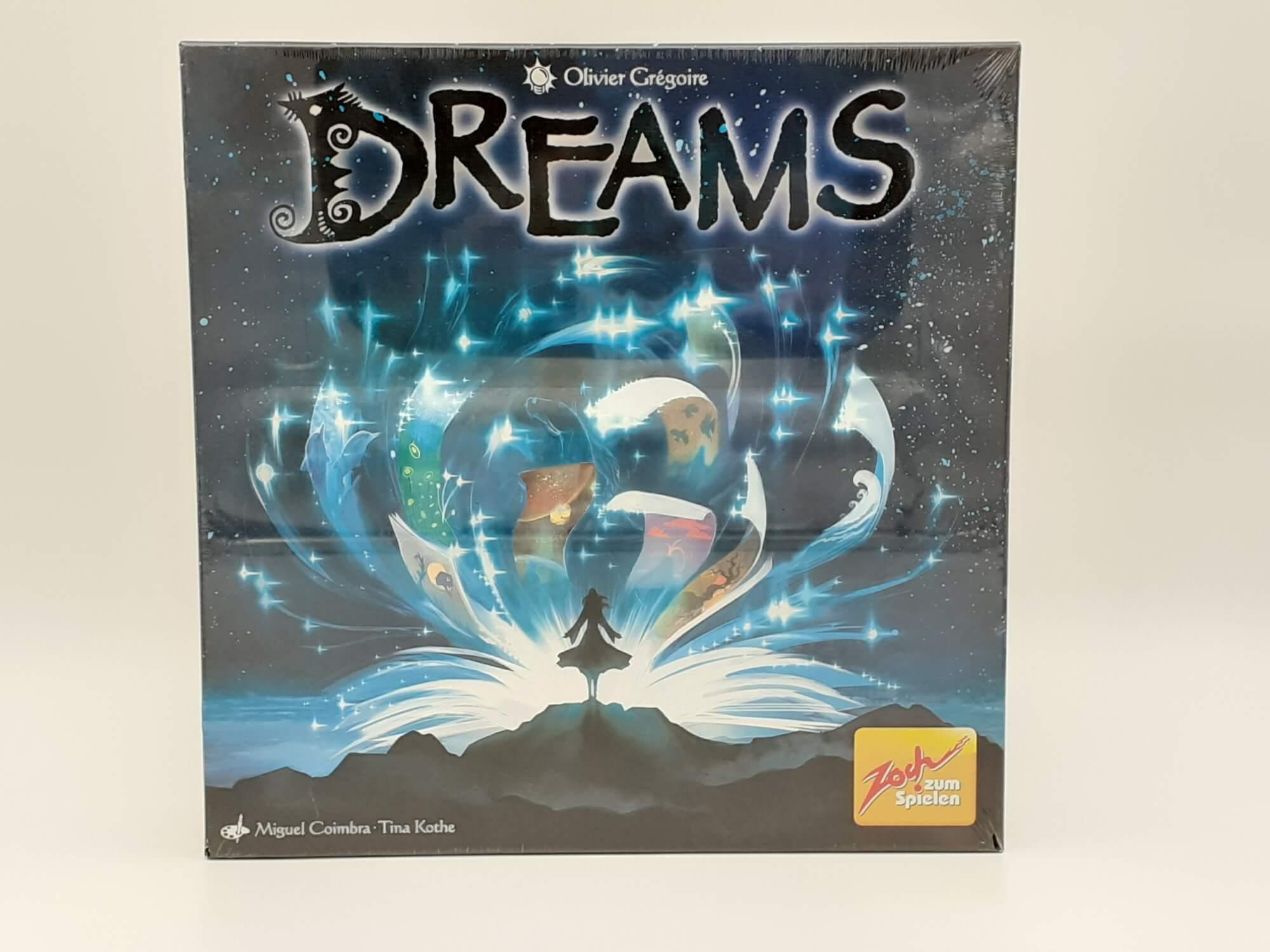 Društvena igra Dreams