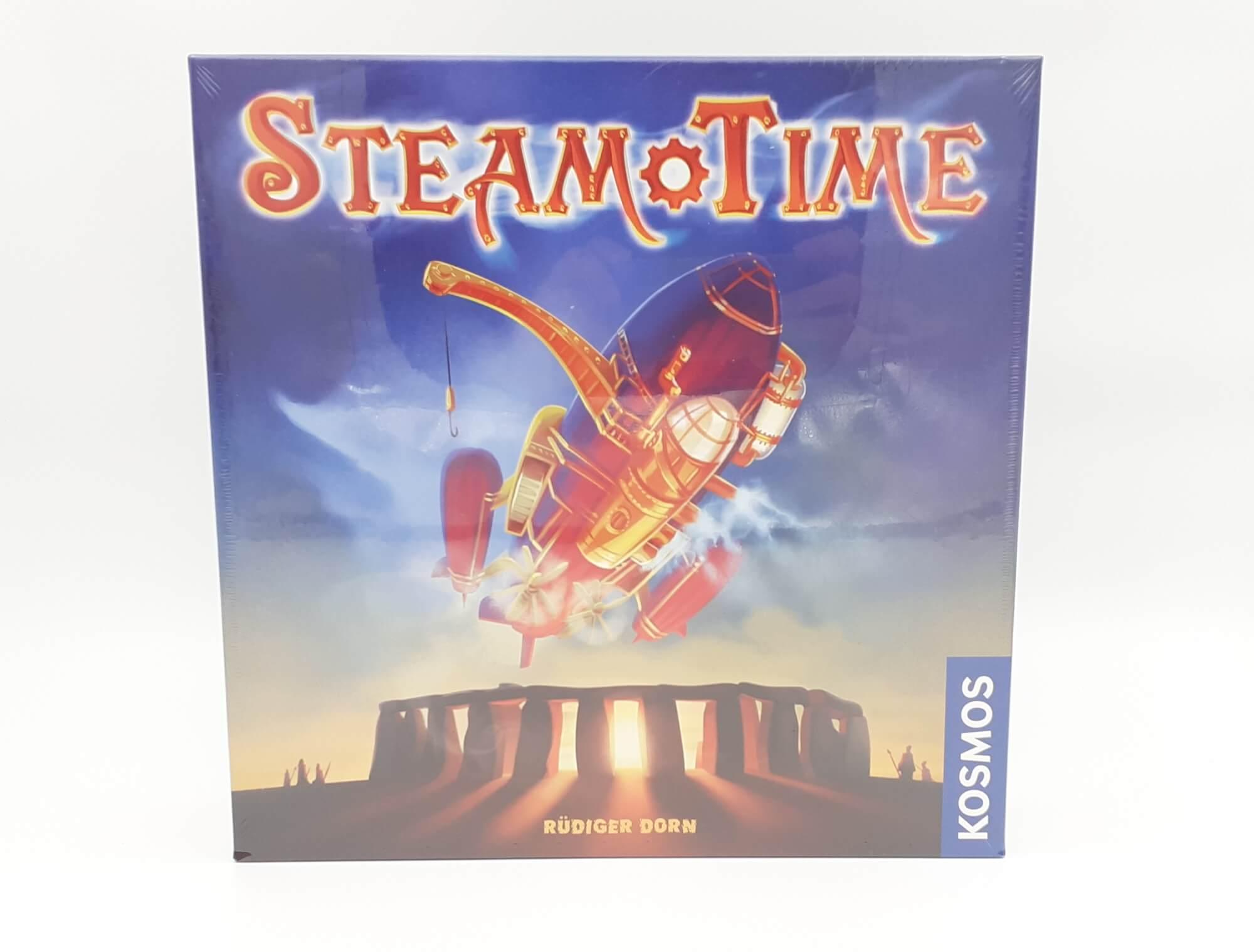 Društvena igra Steam Time