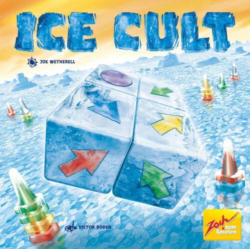 Društvena igra Ice Cult