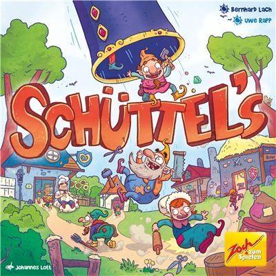 Društvena igra Schuttel's