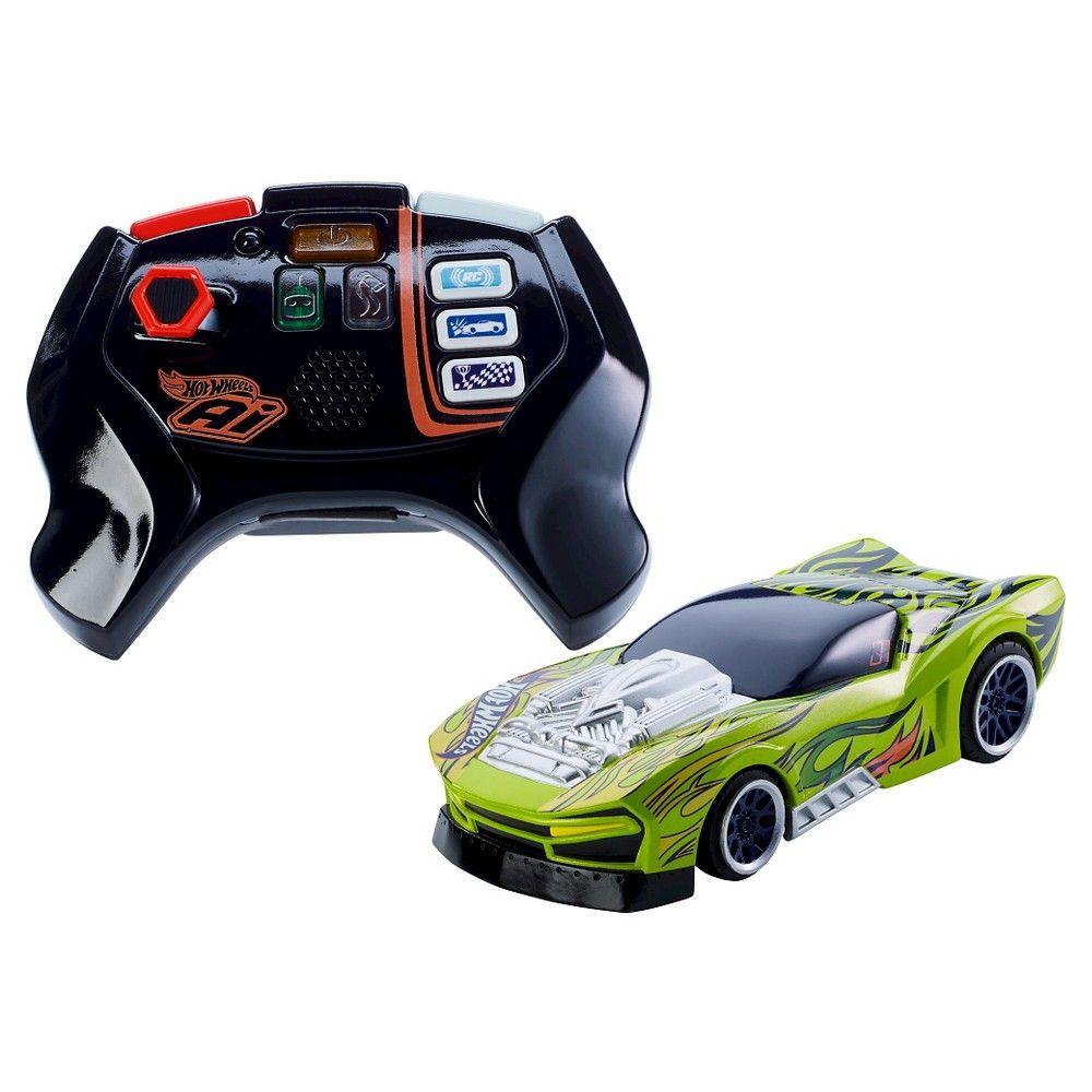Hot Wheels Ai Street Shaker car & Controller