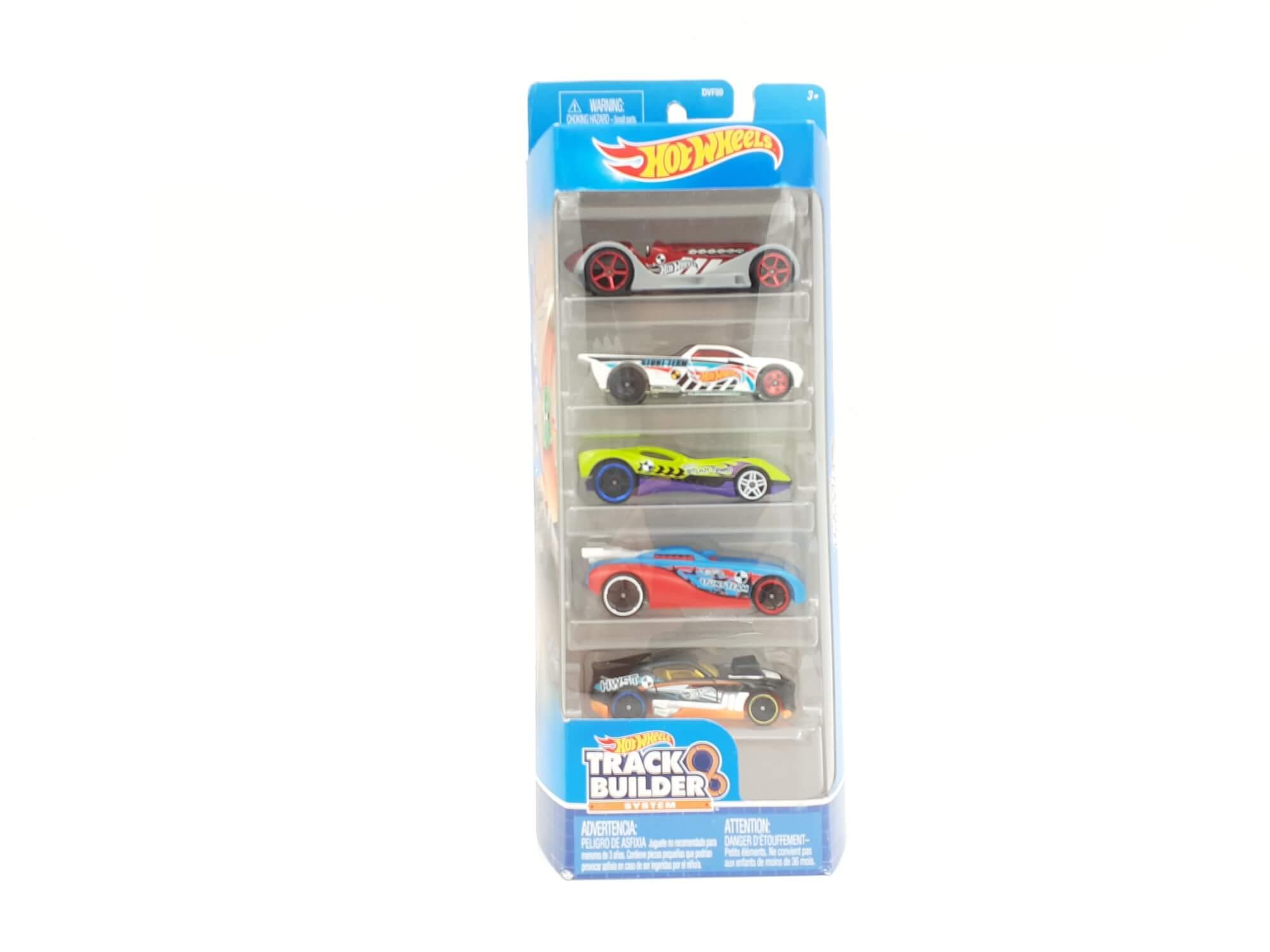 Hot Wheels set automobila Track Builder