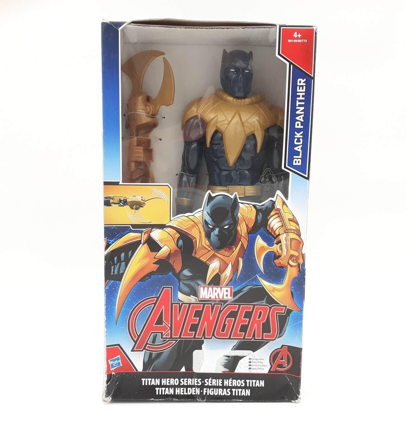 Hasbro figura Black Panther - oštećeno pakovanje