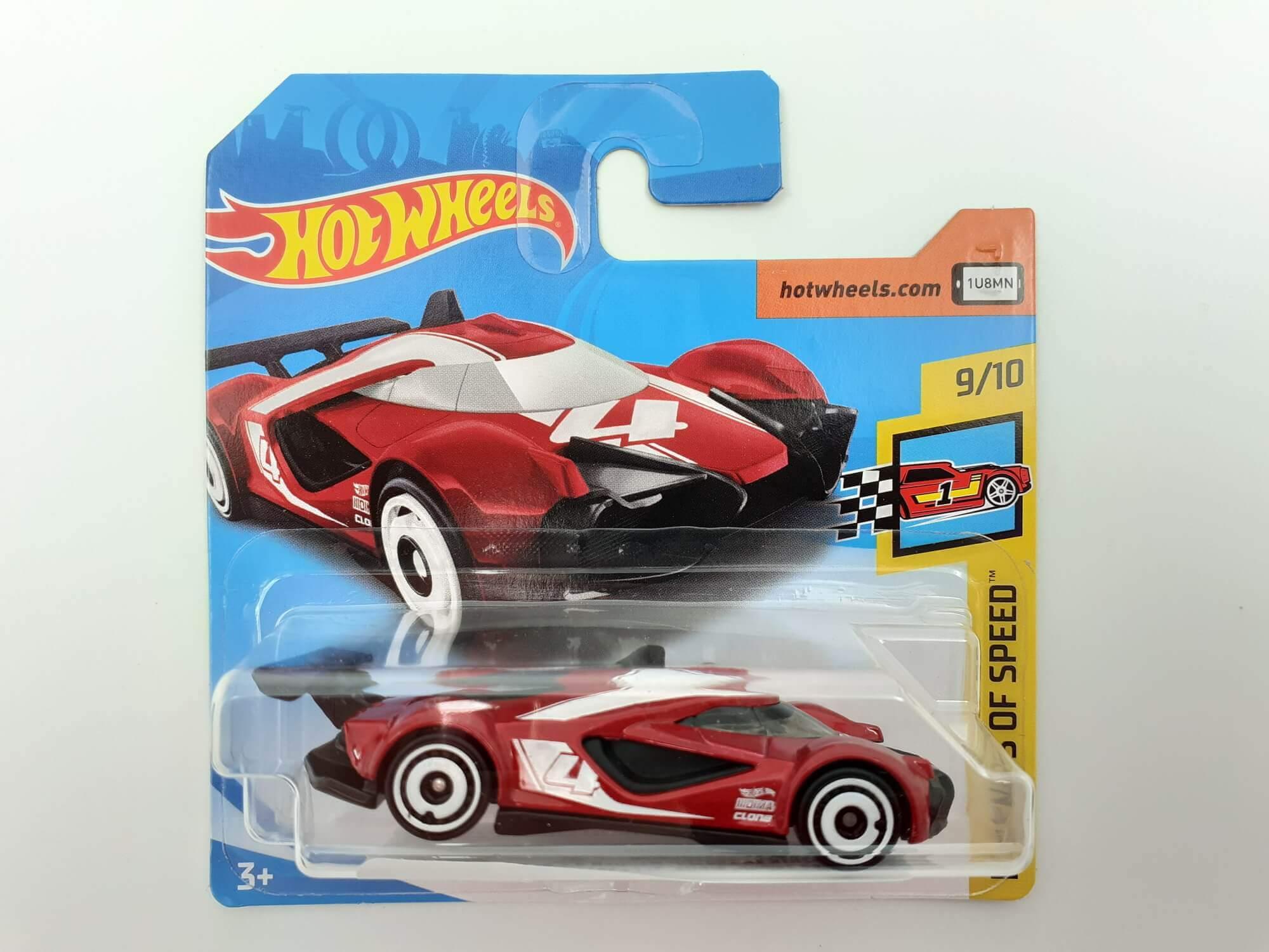 Hot Wheels Mach Speeder FJY13
