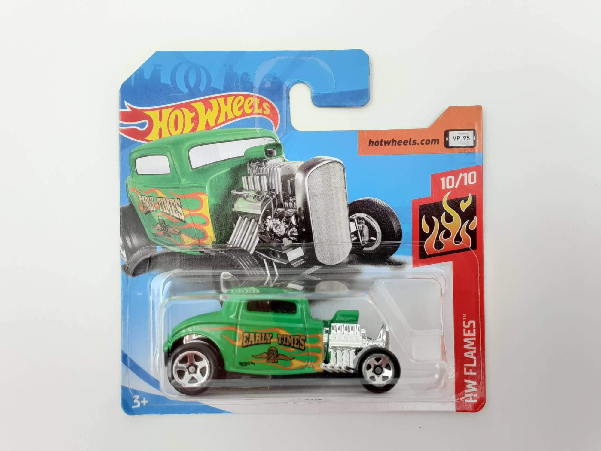 Hot Wheels 32 Ford FKB52