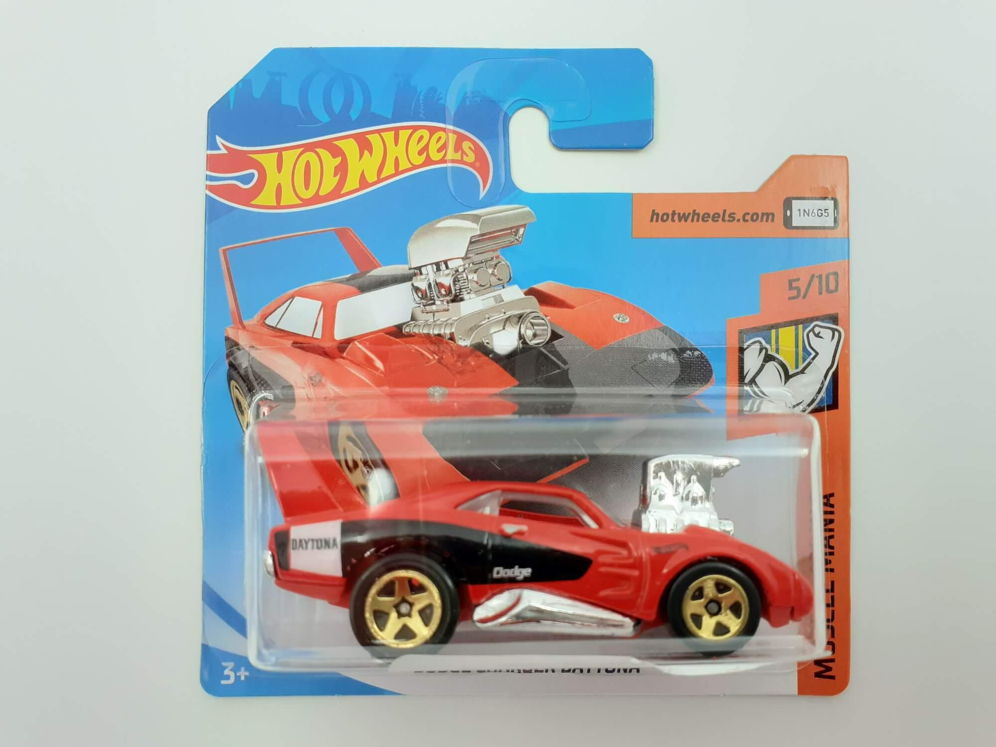 Hot Wheels Dodge Charged Daytona FKB07