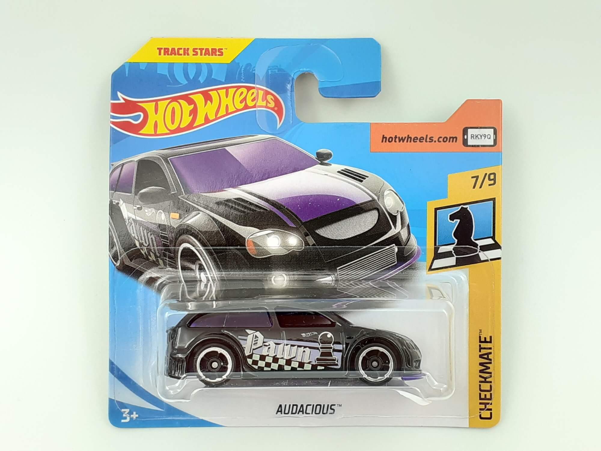 Hot Wheels Audacious FJX61