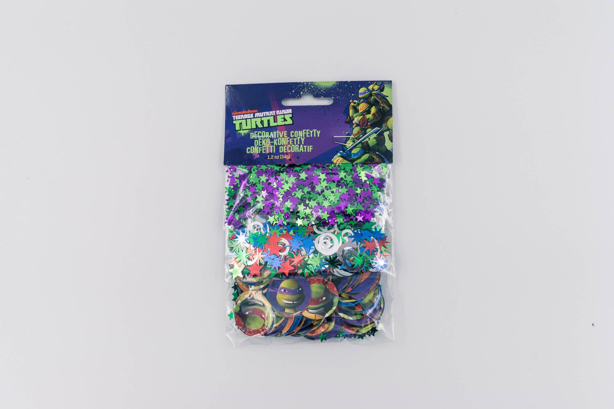 Ninja Turtles Nindža Kornjača konfete