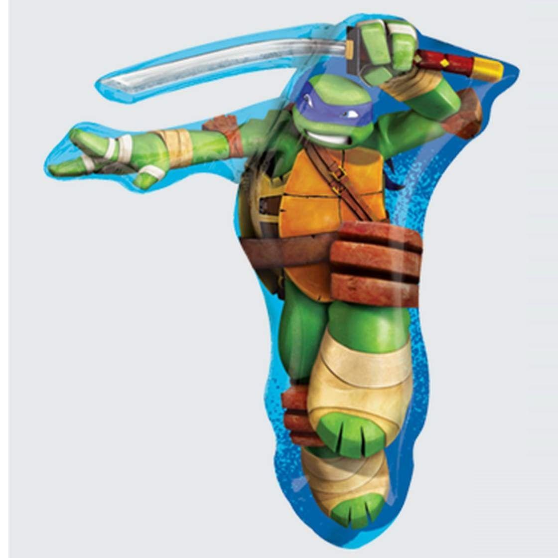 Ninja Turtles Nindža Kornjača balon folija
